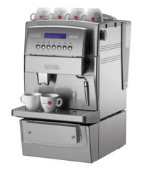 Gaggia Titanium Office manual