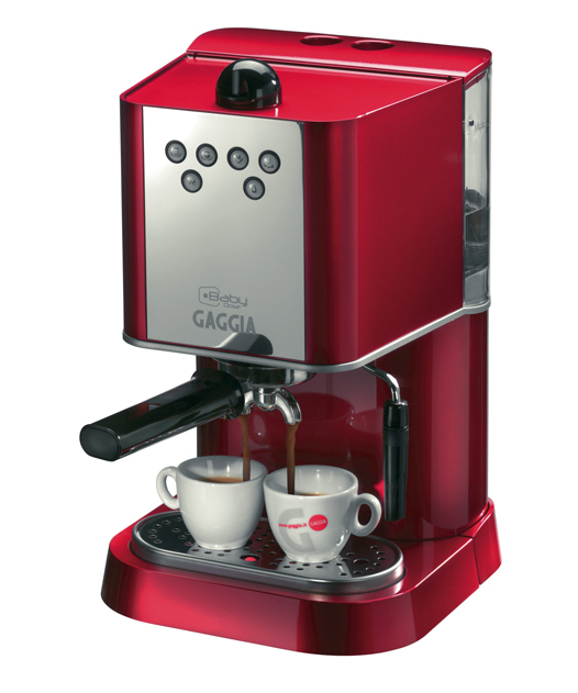 gaggia-baby-dose-red