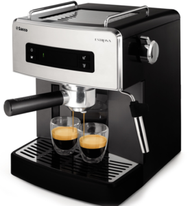 Ручная эспрессо кофеварка Philips-Saeco Estrosa Manual Espresso HD8525/09