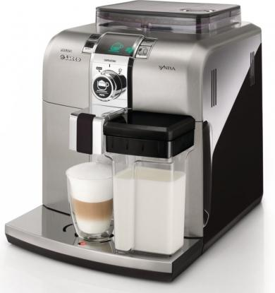 Автоматическая кофемашина Philips Saeco Syntia Cappuccino Black HD8839